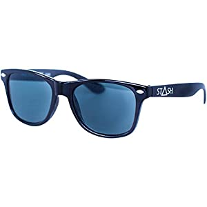 STASH Child Sunglasses for Your Kids - Perfect Size for Children (Black)