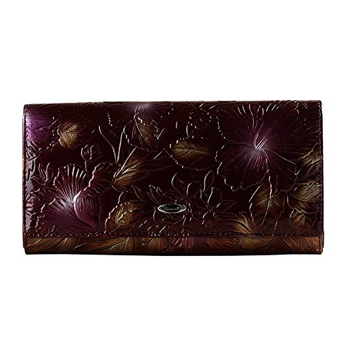 Purse Purse Clutch rabbit Embossed Color Luxury Lady Leather Black Coffee Lovely Real Evening Party nXwYx1vqqd