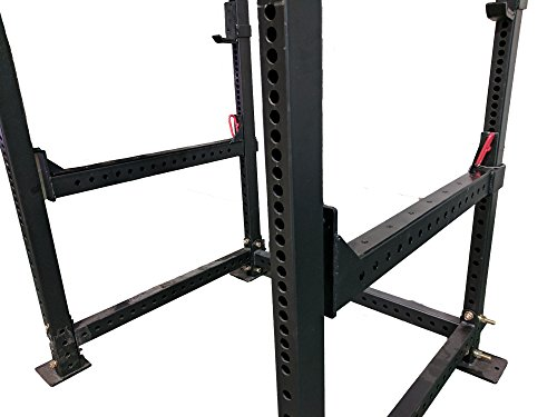 Titan Flip Down Safety Bars For 36 Deep T-3 Power Racks