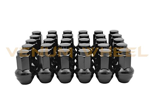 ALSO FITS LEXUS MAG SEAT WHEELS ONLY 1.45 TALL USA QUALITY Venum Wheel Accessories 12X1.5 20 PC TOYOTA OEM FACTORY MAG LUG NUTS CHROME
