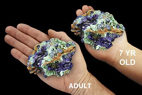 1 Pc of Azurite Malachite 3