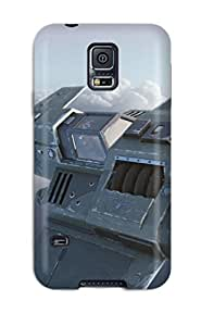 New Premium Flip Case Cover Warhammer 40k Sci Fi Skin Case For Galaxy S5
