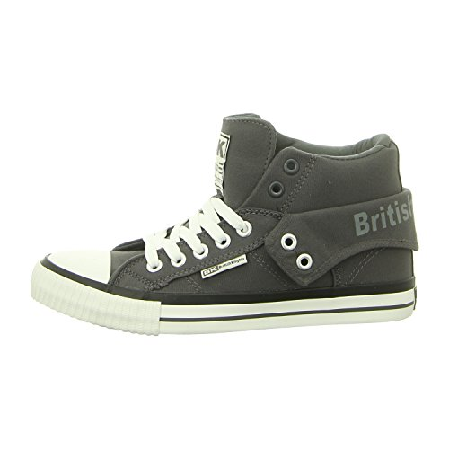 British Knights Herren ROCO High-Top Dk Grey