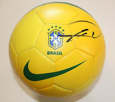 Kaka Signed Brazil Nike Soccer Ball w COA Real Madrid Futbol MLS All Star  at Amazon s Sports Collectibles Store f3d1ba0a5