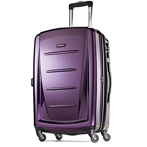 Samsonite Carry-On, Purple
