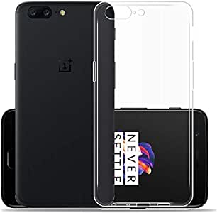 Soft case cover for One Plus 5, Clear