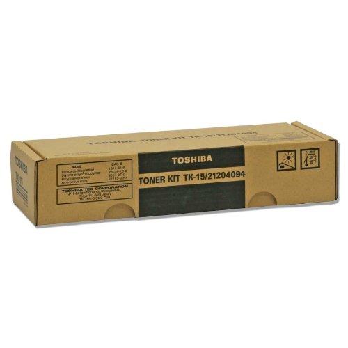 Toshiba - Toner Cartridge 1 X Black