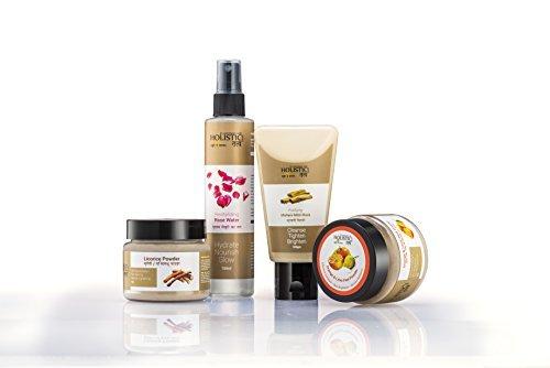 (Holistic Tatv Radiant Skin Essential Kit For Pigmentation And Tan Removal)