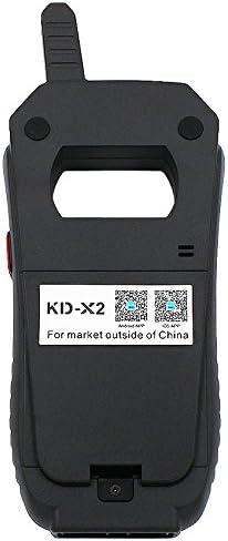 KEYDIY KD-X2 Remote Maker Unlocker and Generator-Transponder Cloning with 96bit 48 Transponder Copy No Token Required
