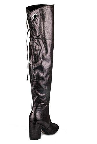 Donna Parker 1 7039 Plumb Uma Burka Stivale Scarpe Wx Ai17 tOAA4x