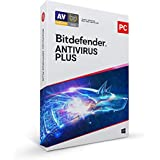 Bitdefender Antivirus Plus 2021 - 1 Device | 1 year Subscription | PC Activation Code by Mail