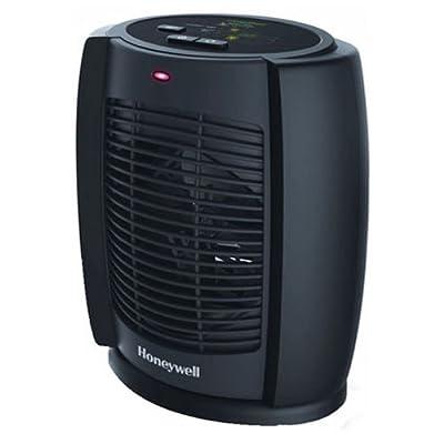 Honeywell Deluxe EnergySmart Cool Touch Heater - Black