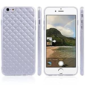 JOE Diamond Grain Pattern TPU Cover for iPhone 6