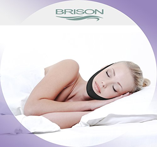 Chin Strap by BRISON GOLD - Premium Quality CPAP Chin Straps