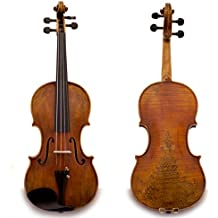 Sky Euro-performer Series Grand Mastero Level Antique Guarneri Del Gesu 1742 Model Violin