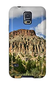 tina gage eunice's Shop Christmas Gifts Unique Design Galaxy S5 Durable Tpu Case Cover Landscape Earth