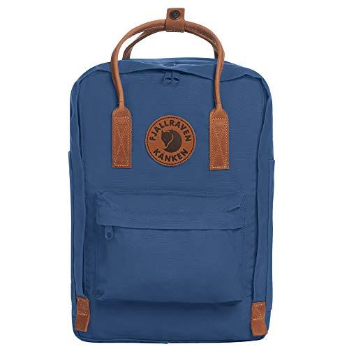 Fjallraven - Kanken No. 2 Laptop 15 Backpack for Everyday, Blue Ridge