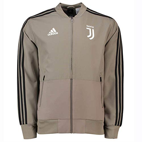 adidas 2018-2019 Juventus Woven Presentation Jacket for sale  Delivered anywhere in USA