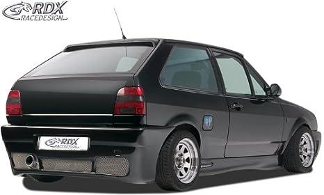RDX Rear Bumper Polo 3 (86 C2 F) Coupe con NUMBERPLATE