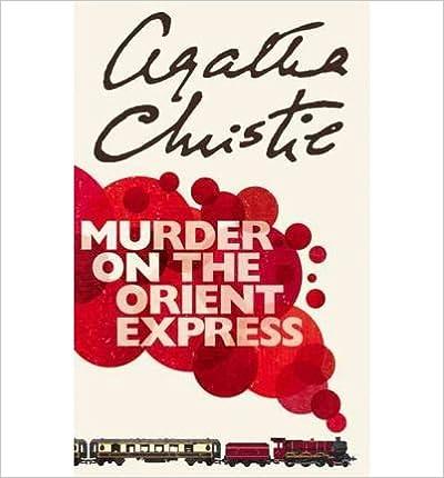 Téléchargement de livres pour ipad [(Murder on the Orient Express)] [ By (author) Agatha Christie ] [June, 2001] en français PDF RTF DJVU