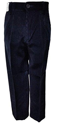 Pants Boys Corduroy (Boy's Corduroy Pants (6, Navy Blue))