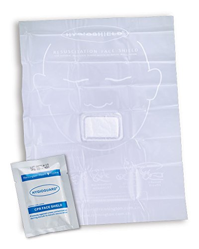 Click Medical Mouth to Mouth Faceshield CM0472