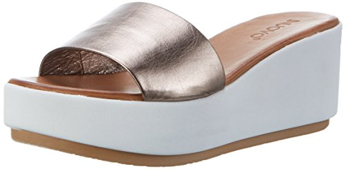 Inuovo 7112, Women's Plateau Silber (Pewter)