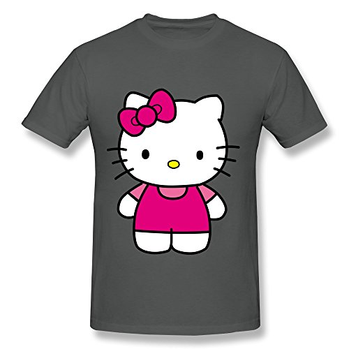 Hello-Kitty-Tshirts-For-Men-100-Organic-Cotton