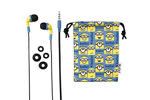 Minions Isolating Earbuds Refresh Ui M15MS FXv2 product image