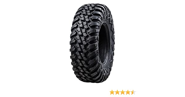 Terrabite Radial Tire 27x11-12 Medium//Hard Terrain for Honda Pioneer 1000-5 2016-2018