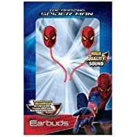 Marvel Spiderman Molded Head Earbuds 11345