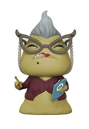 Funko- Monsters Inc Roz Figurina de Vinilo, Multicolor (29393)