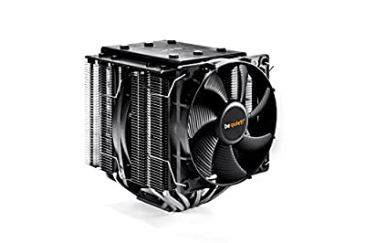 be quiet! BK008 PURE ROCK SLIM CPU Cooler 120W TDP