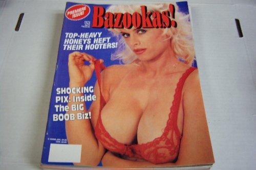 Bazookas Busty Adult Magazine