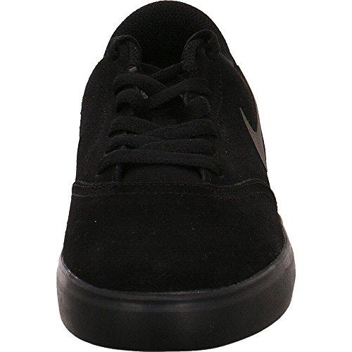 SB Chaussures GS 001 Skateboard Homme Black Suede Black de Check Nike Noir Anthracite ZaUxqdCq
