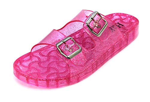 Flop Flops Rhinestone Light Platform Wedge Shoe Wedding ()