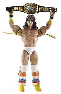 WWE Leyendas Mattel 4 Figura Guerrero Ultimate
