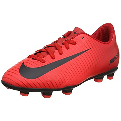 e60ea5535d99 NIKE JR Mercurial Vortex III FG (University Red/Black) (13.5C ...