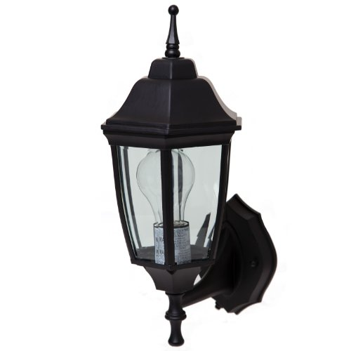 Boston Harbor DTDB 2076818 Dimmable Outdoor Lantern, (1) 60/13 W Medium A19/Cfl Lamp, - Boston Light Outdoor Harbor
