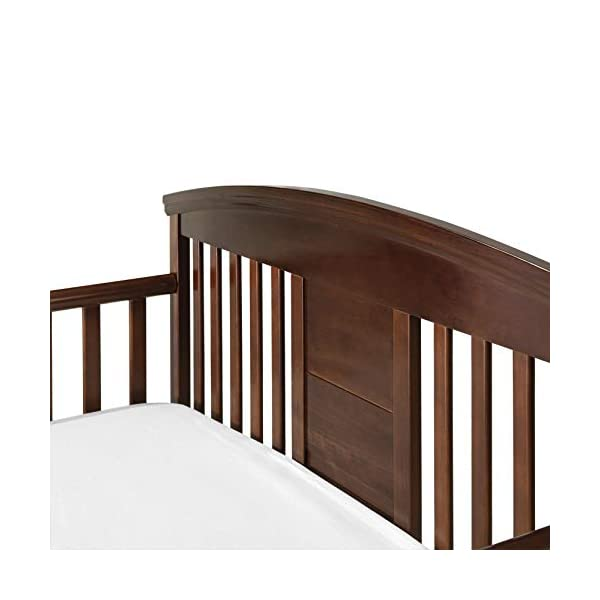 Davinci Elizabeth II Convertible Toddler Bed 7