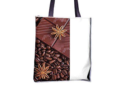 allover Coffee tote large Chocolate popular totes womens' bag tote bags totes Anise tote best large tote professional tote popular printed bags Cinnamon bags best bags professional tCtwxqgvr