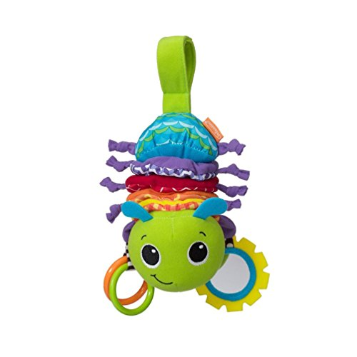 Infantino Twist Caterpillars Rattle
