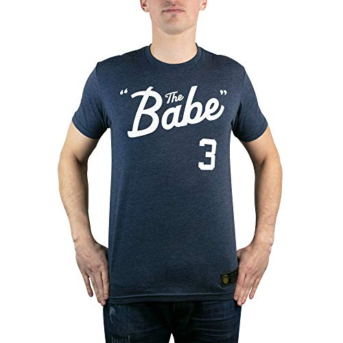 Babe Ruth Shirts - Babe's Jersey - Babe Ruth Collection Navy