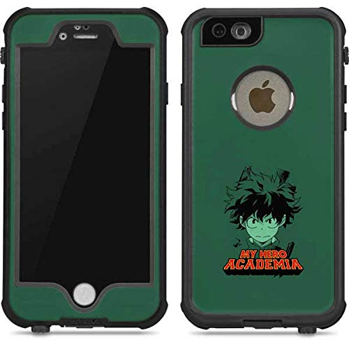 size 40 f7d5a 182a5 Amazon.com: My Hero Academia iPhone 6/6s Waterproof Case | Skinit ...