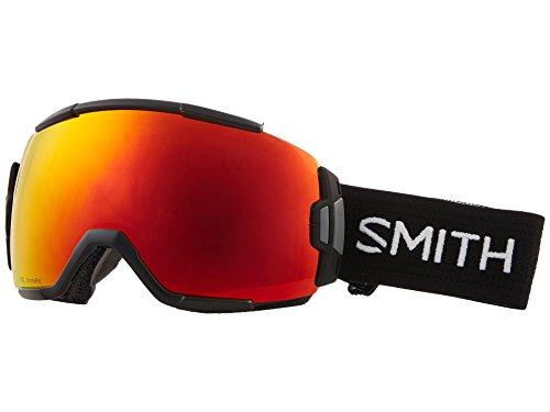 - Smith Optics Adult Vice Snow Goggles,Black Frame
