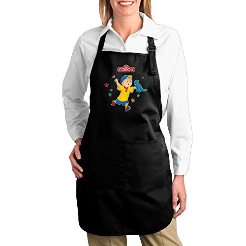 BirthdayExpress Caillou Party Funny Cooking Apron Chef Kitchen Cooking Apron Bib Comfortable