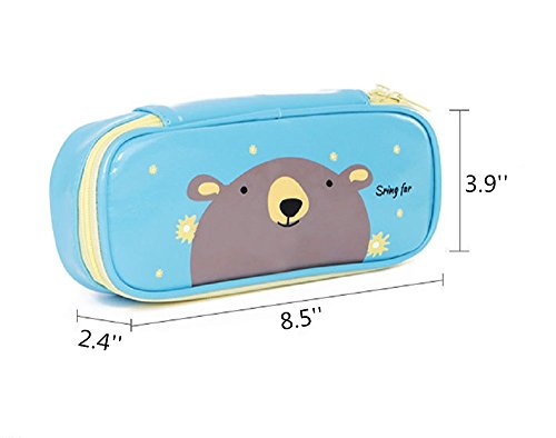 Funnylive Capacity Student Pencil box Fashion