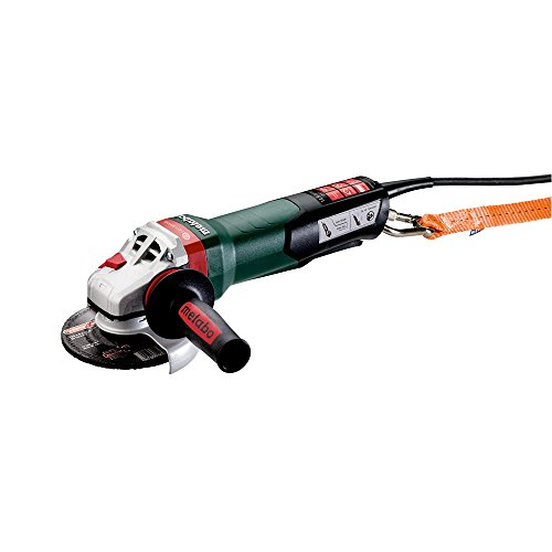 5'' 14.5 Amp Angle Grinder with Drop Secure (WEPBA 17-125 Quick DS) by Metabo