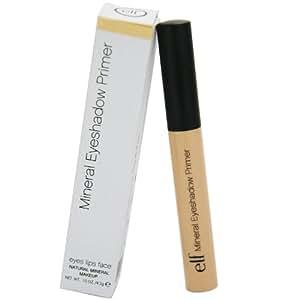 e.l.f. Mineral Eyeshadow Primer Sheer, 0.15 Ounce