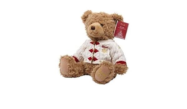 Harrods Navidad oso Hugo 2016 Coleccionable: Amazon.es: Juguetes y juegos